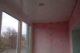 Установка балкона под ключ