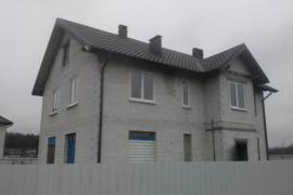пос. Холмогоровка, частный дом, окна 5-камерный профиль