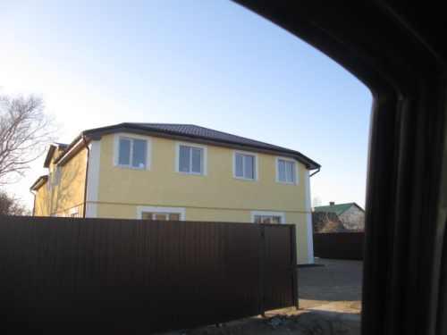 Установка окон в частный дом (фото)