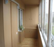 Балконные шкафчики