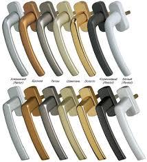ручки для пластиковых окон (фото)
