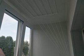 остекление балкона, сушка в подарок