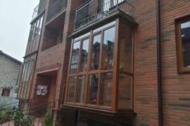 цветной балкон