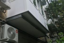остеклене балкона