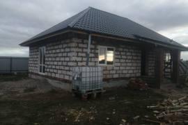 установка окон в доме
