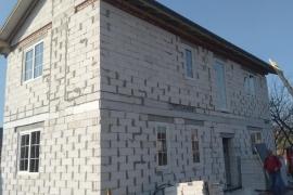дом с остеклением