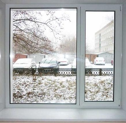 Подготовка пластиковых окон к зиме