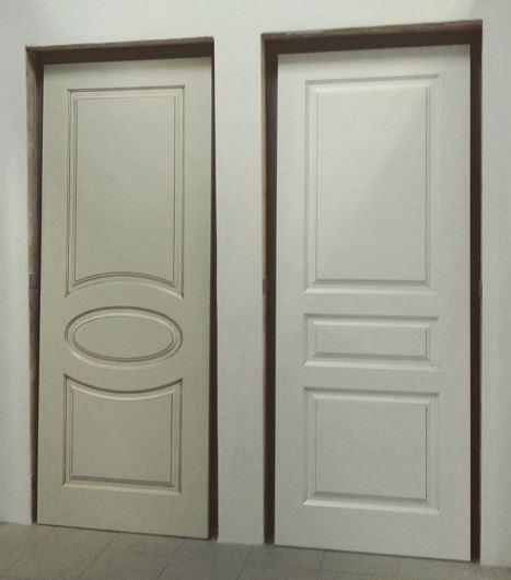 Межкомнатные двери ПВХ (фото)