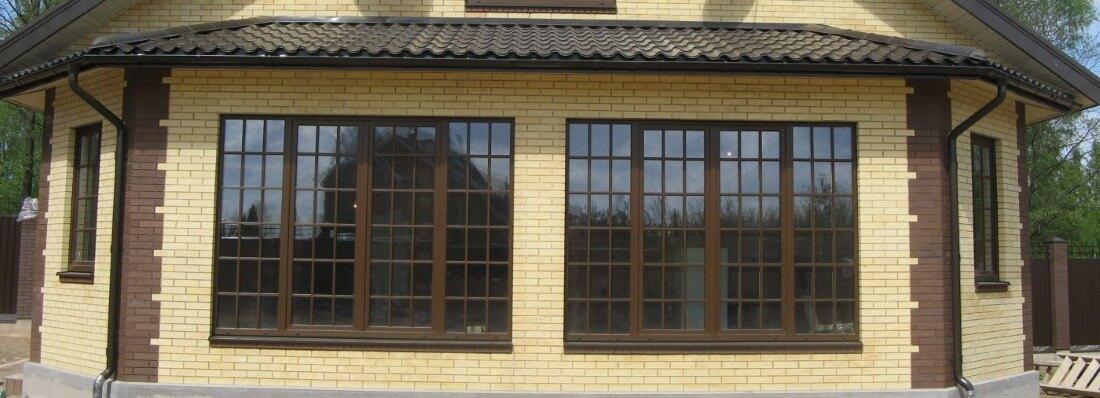пластиковые окна с гаскладкой